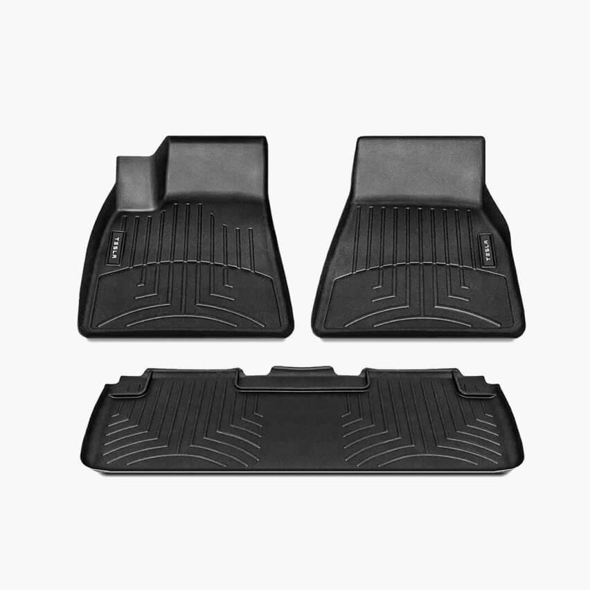 Комплект ковриков Tesla Model S